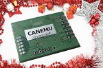 CANEMU - 2017 updated odometer CAN filter for BMW, Mercedes, Renault cars, BMW and Harley bikes