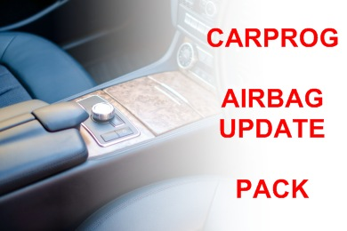 CarProg Airbag UPDATE Pack -  all airbag updates included (on the day of your purchase)