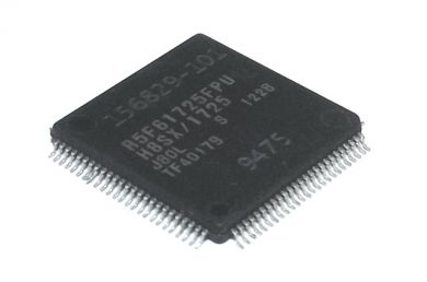R5F61725FPV - H8SX/1725 Renesas processor for Denso airbag sensors already programmed with software you need
