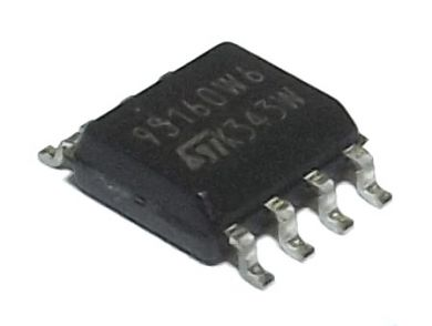 M95160 - serial EEPROM for automotive aplications