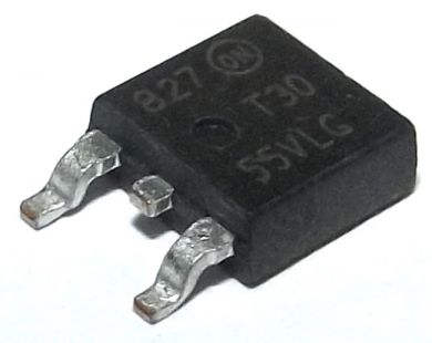 3055VL - Power MOSFET 12 Amps, 60 Volts, N-Channel, DPAK-3