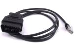 BMW F-series ENET cable (required for BMW F01, F02, F10 remote coding services)