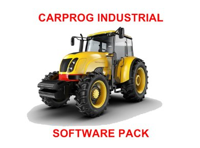 CarProg Industrial Pack - with all softwares needed for industrial machines programming till now (on the day of your purchase)
