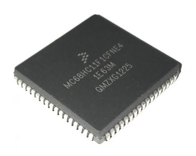 MC68HC11F1CFNE4 - MCU 8BIT ROMLESS 68PLCC processor