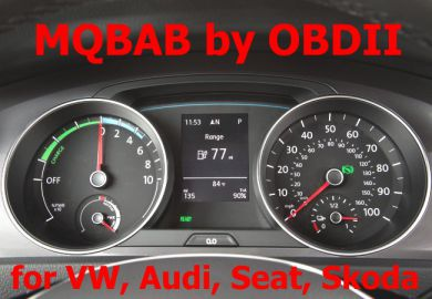 S7.57 - CarProg software for MQBAB VW, Audi, Seat and Skoda dashboard programming by OBDII