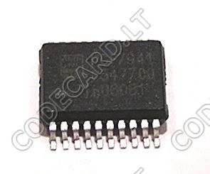 PCF7941 new transponder chip