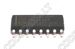 PCF7943 - new transponder IC for BMW remote key repair