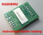 DASHEMU - CAN bus simulator for instrument cluster repair and testing on bentch