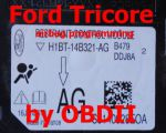 S5.51 - Ford airbag sensors with Tricore TC222 programming by OBDII