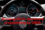 S7.30 - Dashboard repair by OBDII for Ford Mustang 2013+