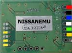 Nissan car radio, navigation retrofit and unlock CAN filter