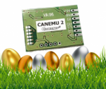 CANEMU2 - replace CANEMU - updated odometer CAN filter for BMW, Mercedes, Renault cars, BMW and Harley bikes