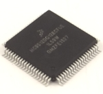 MC9S12DG128 - new 1L59W mask, 80-QFP Freescale processor