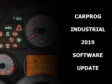 S8.5 - 2019 Industrial equipment hour meter programming software update for CarProg