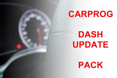 CarProg Dash UPDATE Pack -  all dashboard updates included (on the day of your purchase)