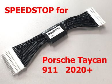 SPEEDSTOP - Plug and Play KM freezer for Porsche Taycan, 911 (992 model) 2019+