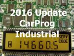 S8.2 -  2016 update for industrial machines programming - forklifts, excavators, loaders CarProg software