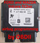 S5.51 - Airbag sensors with Infineon TriCore TC2xx programming by OBDII for Ford, Mazda, Nissan