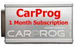 Carprog Full 30 days subscription