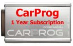 Carprog Full 365 days subscription