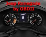 S7.49 - Dashboard programming by OBDII for Jeep Renegade